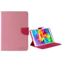 Diary roze flipstand hoes Samsung Galaxy Tab S 8.4