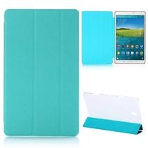 Cyaan tri-fold hoes Samsung Galaxy Tab S 8.4