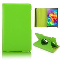 Groene 360 graden hoes Samsung Galaxy Tab S 8.4
