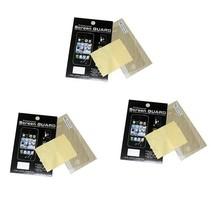 3-pak screenprotector Sony Xperia ion