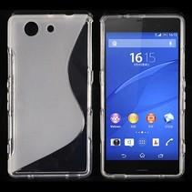 S-line TPU hoesje Sony Xperia Z3 Compact