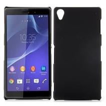 Zwart hardcase hoesje Sony Xperia Z3
