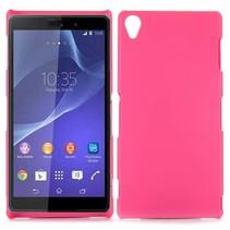 Roze hardcase hoesje Sony Xperia Z3