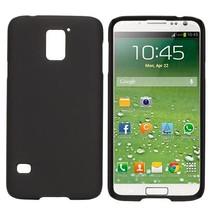 Zwart hardcase hoesje Galaxy S5 / Plus / Neo
