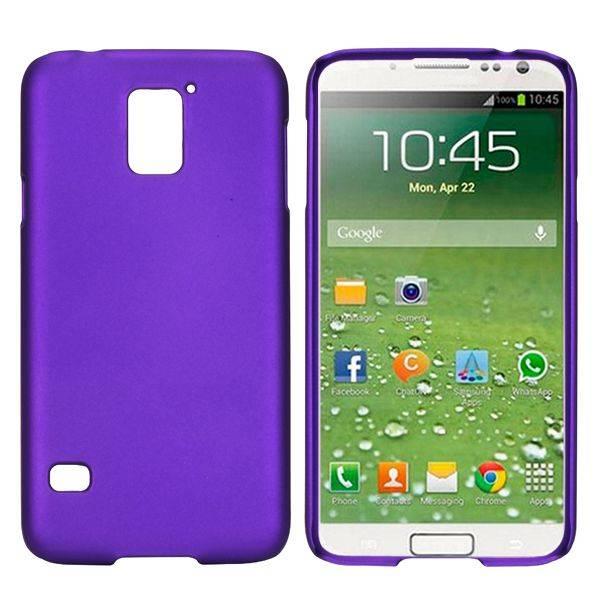 Paars hardcase hoesje Galaxy S5 / Plus / Neo
