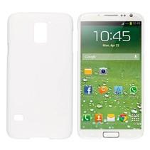 Wit hardcase hoesje Galaxy S5 / Plus / Neo
