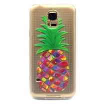 Ananas TPU hoesje Galaxy S5 / Plus / Neo