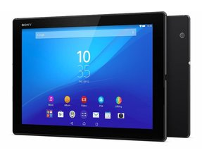 Sony Xperia Z4 Tablet hoesjes