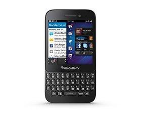 Blackberry Q5 hoesjes