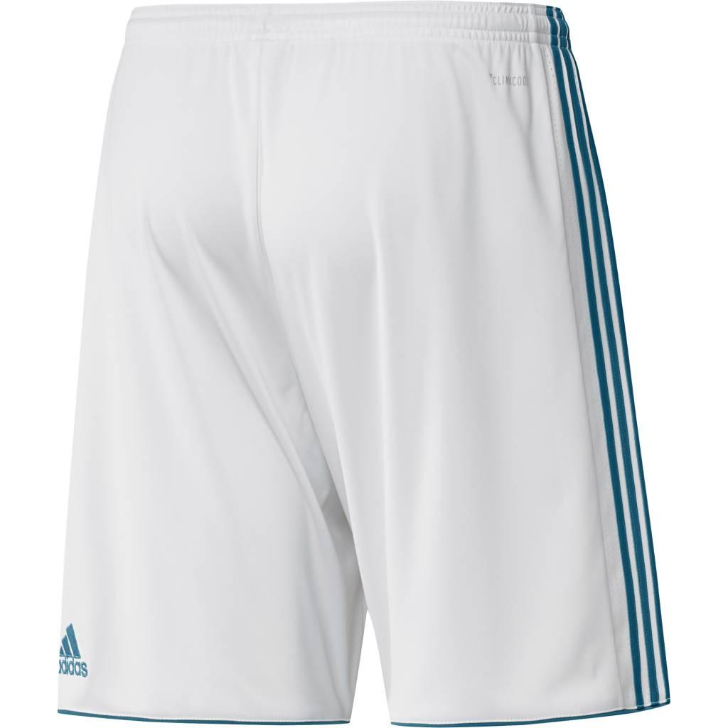 Adidas Real Madrid Thuis Short 17/18 JR.