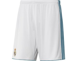 Adidas Real Madrid Thuis Short 17/18 JR.