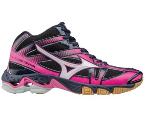 Mizuno Wave Bolt 6 Mid Dames