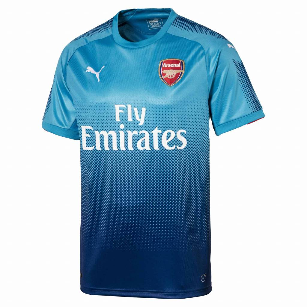 Puma Arsenal Uit Shirt 17/18 Jr.