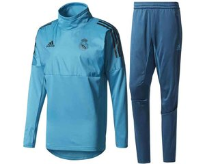 Adidas Real Madrid CL Hybride Trainingspak 17/18