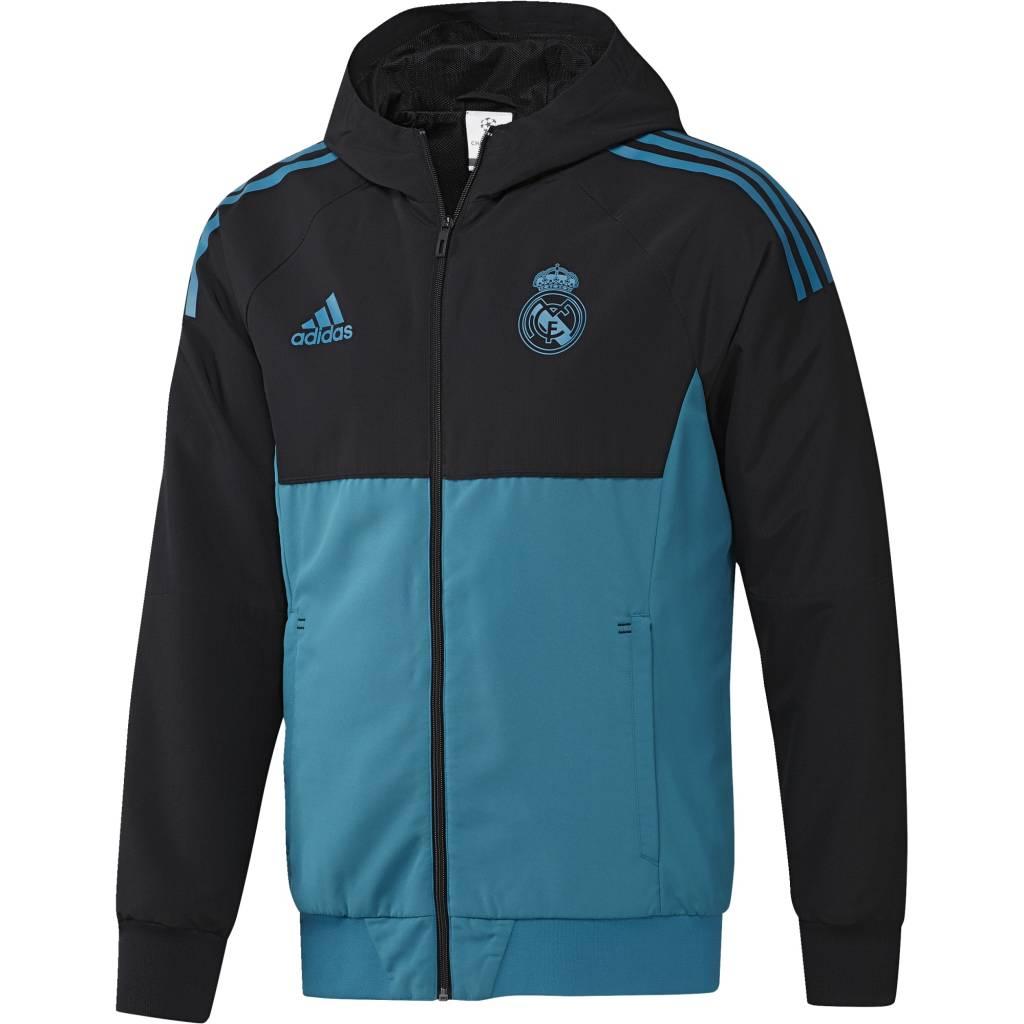 Adidas Real Madrid CL Presentatiepak 17/18