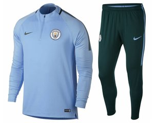 Nike Manchester City Drill Top Pak 17/18