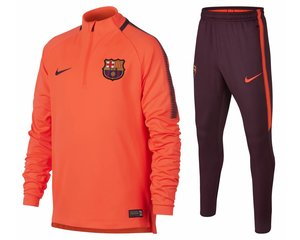 Nike FC Barcelona Drill Top Pak 17/18 JR.