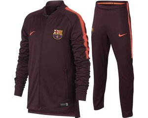 Nike FC Barcelona Trainingspak 17/18 Jr.