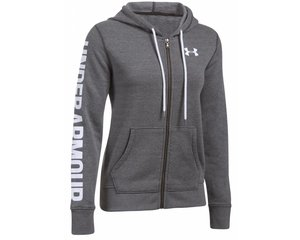 Under Armour Favorite Fleece Zipped Hoodie Dames