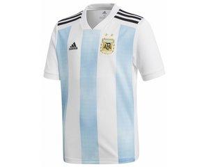 Adidas Argentinië WK Thuisshirt 2018 Jr.