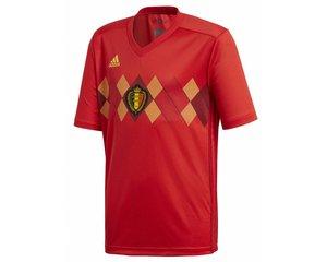Adidas België WK Thuisshirt 2018 Jr.