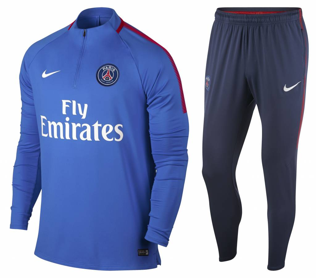 Nike Paris Saint Germain Drill Top Pak 17/18