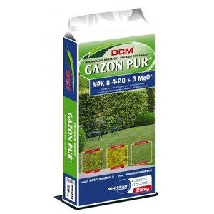 DCM Gazon Pur + Anti Mos 25 kg
