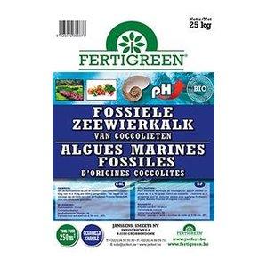 Fertigreen Fossiele Zeewierkalk 25kg