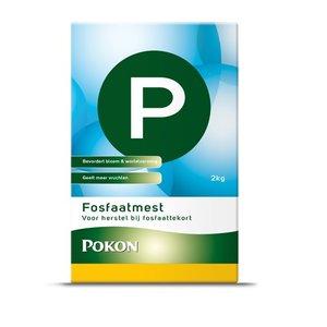 Pokon Fosfaatmest 2KG - 50m2