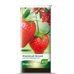 Pokon Bio Kleinfruit Grond 20L - 6kg