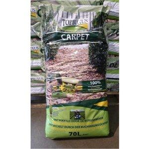 Topbuxus Carpet 70 liter