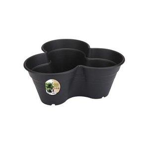 Elho Green Basics Kweekset 26 cm - Zwart