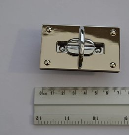 GIR 16212 NKF TW18 Sluiting zilver