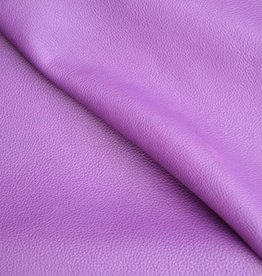 Leder Purple
