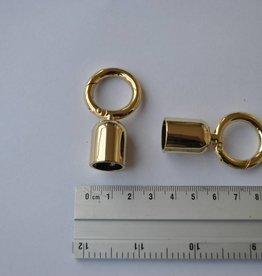 A84 Draagriembevestiging goud