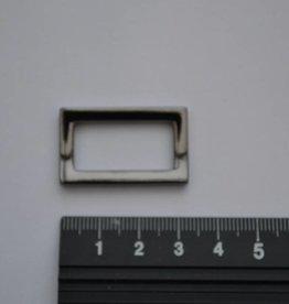 R60 Rechthoekige ring gunmetal 25mm