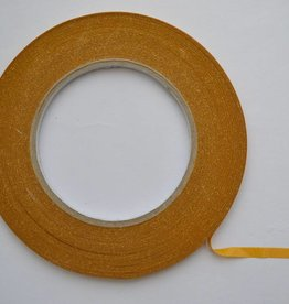 Dubbelzijdige tape 5mm 50m/rol
