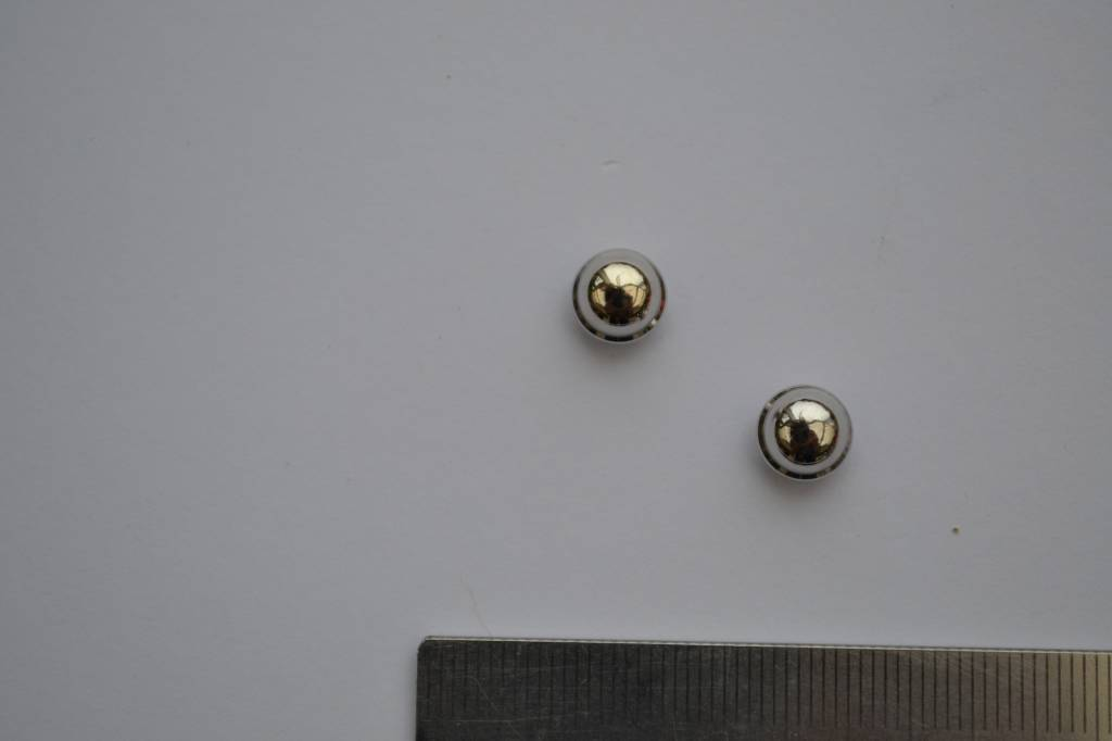 09031 NKF vijsrivet zilver rond 8x3