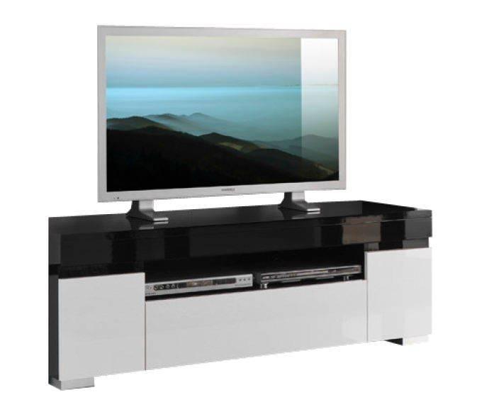Davidi Design Zenos TV meubel HG Zwart/Wit