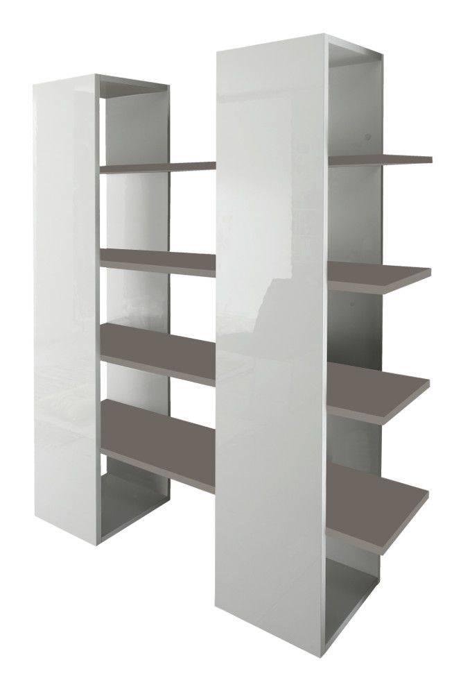 woonkamer Benvenuto Design Line Boekenkast Large Beige