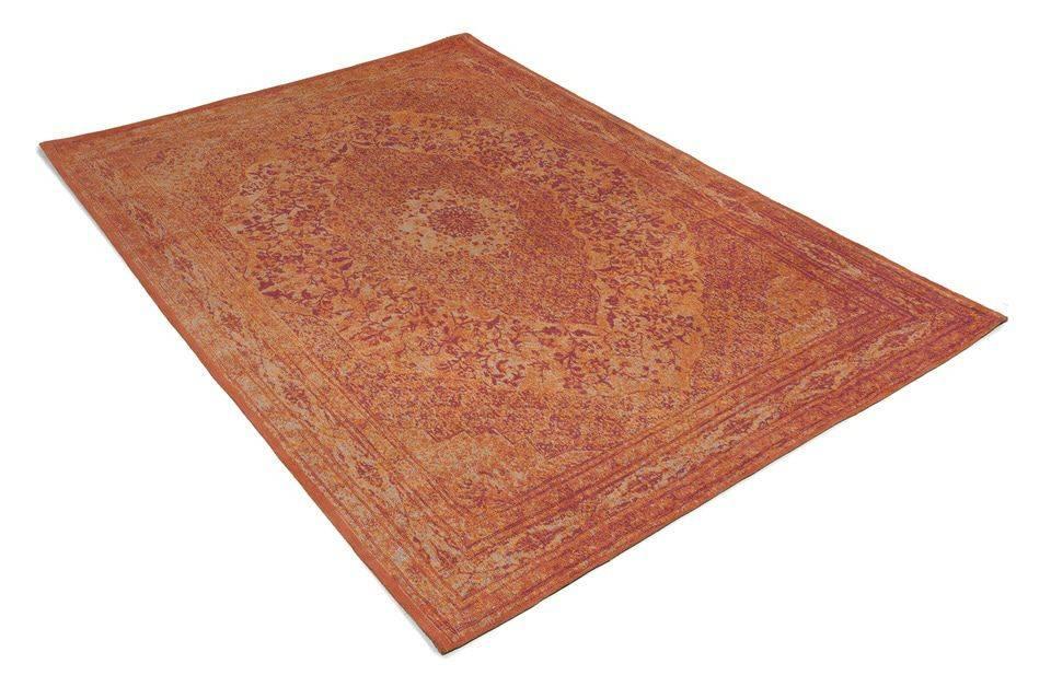 woonkamer LivLight Tabriz Vloerkleed 140x70 Oranje