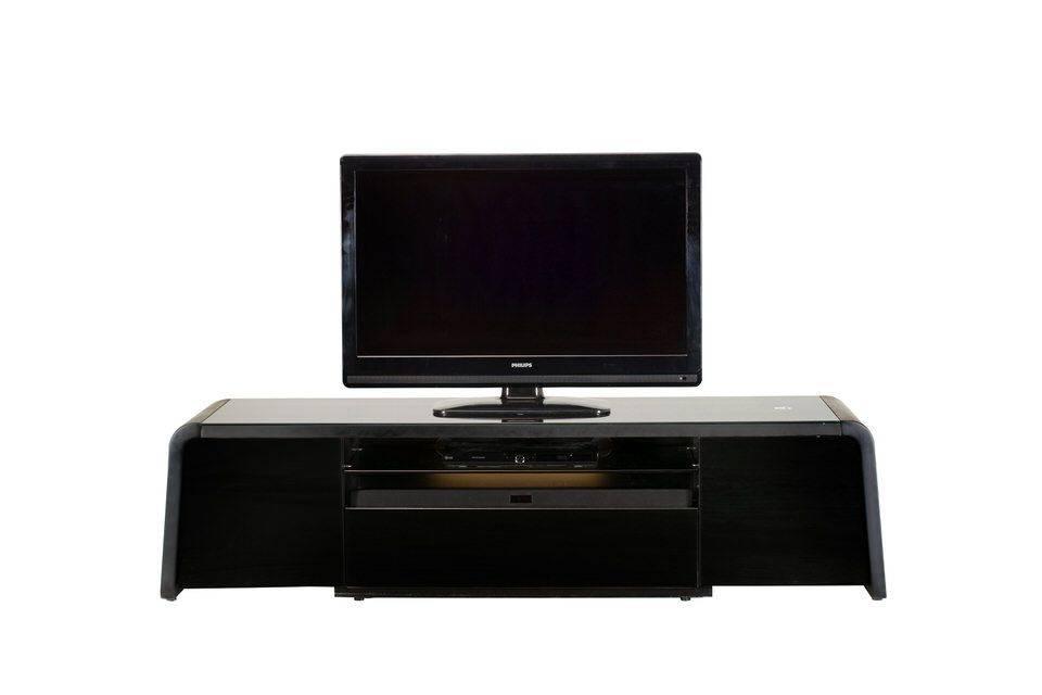 woonkamer Jahnke Moebel SL4200 TV meubel Zwart