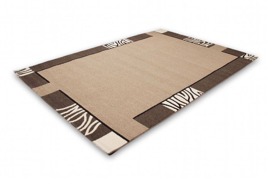 woonkamer Lalee Modern Vloerkleed 80x150 Caramel 103