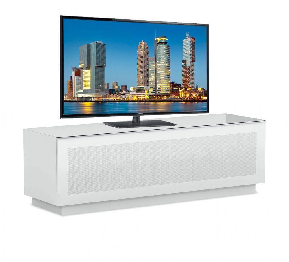 woonkamer Elmob Large TV meubel HG Wit
