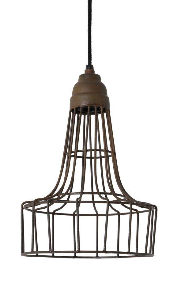Davidi Design Babette goedkope hanglamp Bruin
