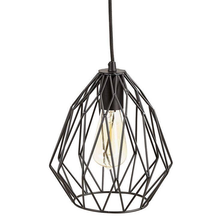 Bondy Living Douwe goedkope hanglamp Zwart