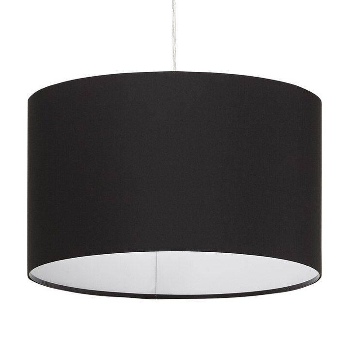 Bondy Living Felies goedkope hanglamp Zwart