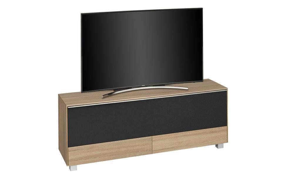 woonkamer Maja Moebel Preston TV meubel Sonoma Eiken