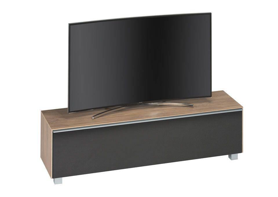 woonkamer Maja Moebel Almond TV meubel Eiken Zwart