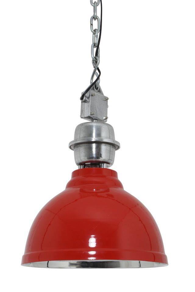 Davidi Design Clinton goedkope hanglamp Rood Small